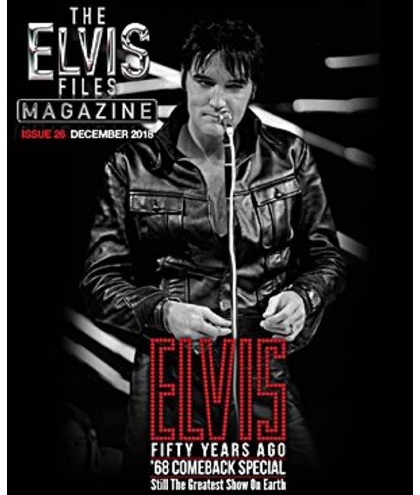 Elvis Files Magazine - Nr. 26