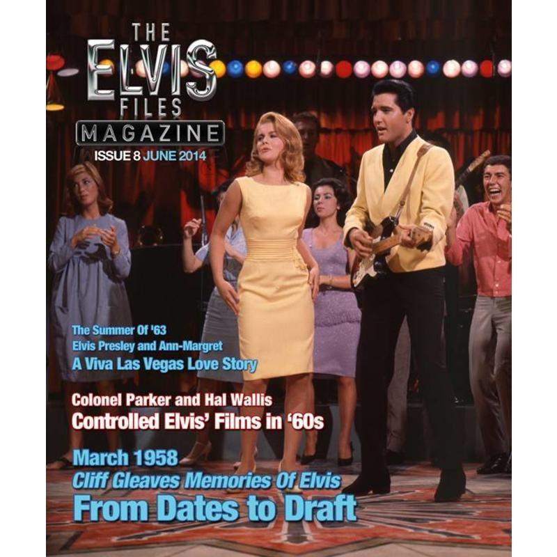 Elvis Files Magazine - No. 08
