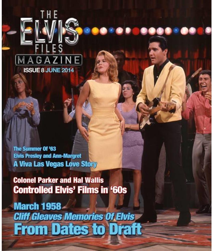 Elvis Files Magazine - No. 08