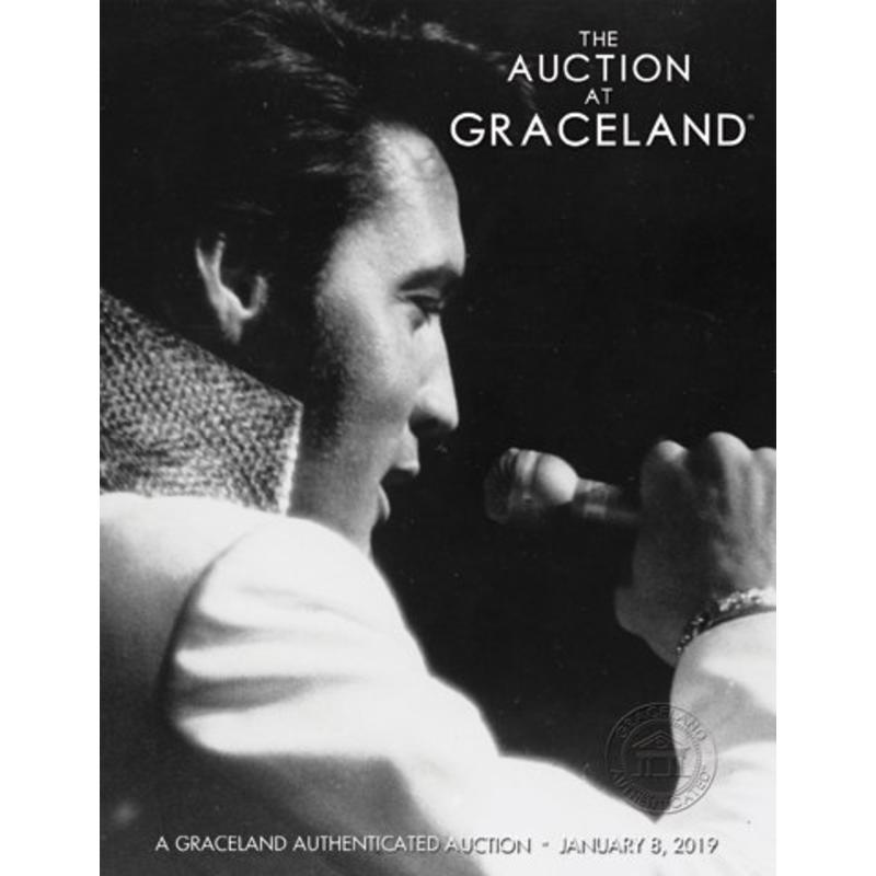 Graceland - Elvis Auction Catalog - January 2019