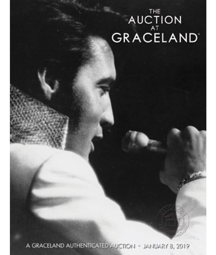 Graceland - Elvis Veiling Catalogus - Januari 2019