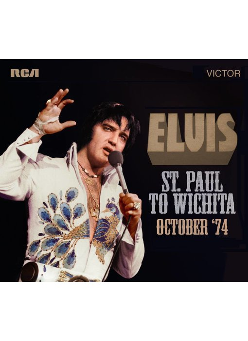 FTD - Elvis : St. Paul To Wichita - October '74