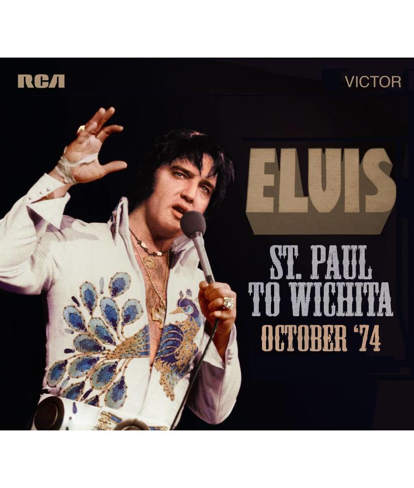 FTD - Elvis : St. Paul Naar Wichita - October '74