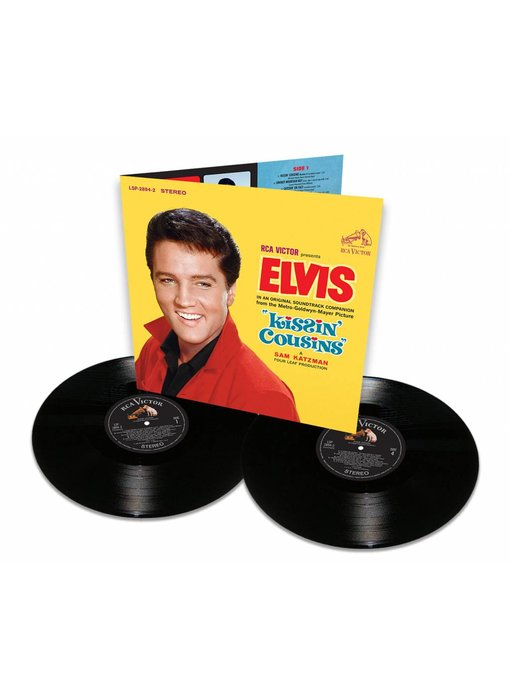 FTD Vinyl - Elvis : Kissin' Cousins