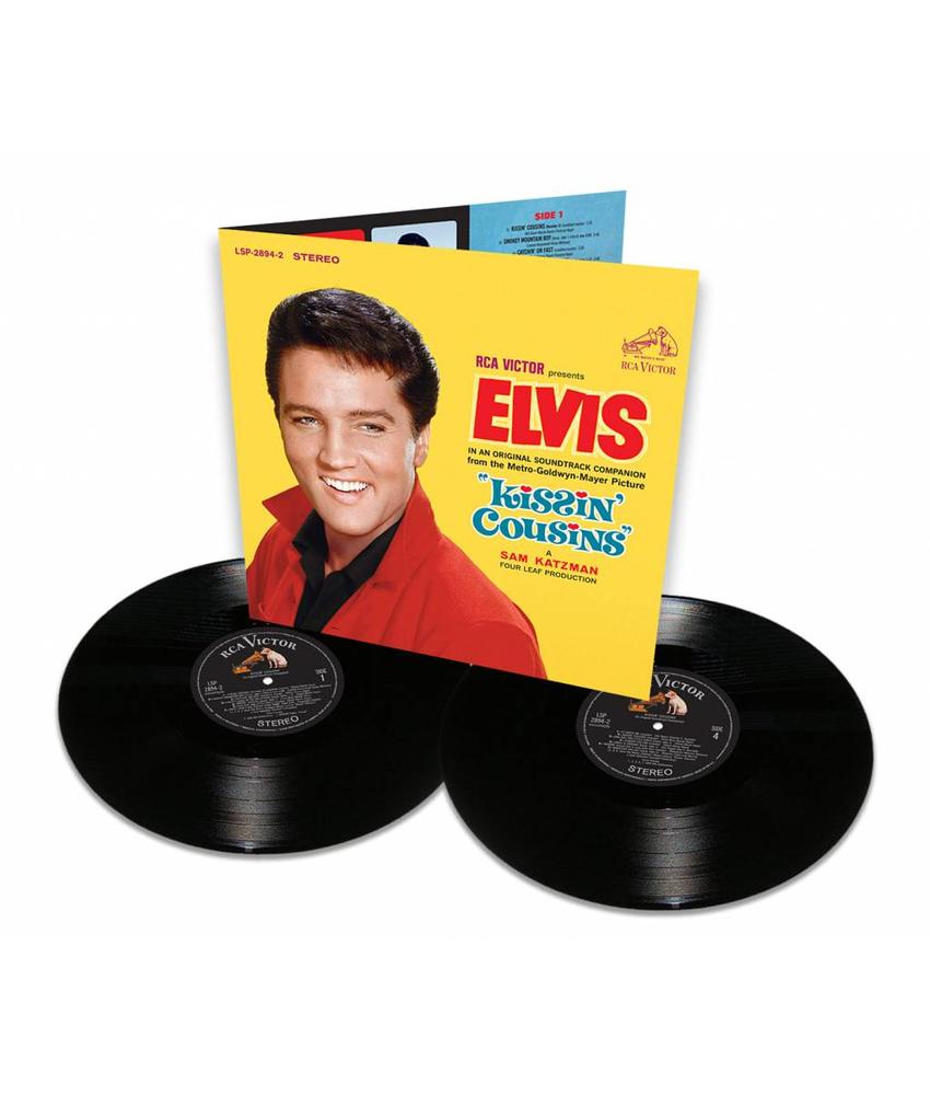 FTD Vinyl - Elvis : Kissin 'Cousins
