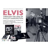 Elvis Presley - Through The Lens Of Phillip Harrington - FTD Boek