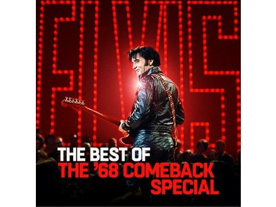 Elvis Presley's The Best Of The '68 Comeback Special