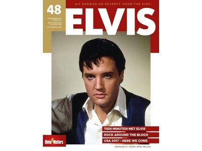 Magazine - ELVIS 48