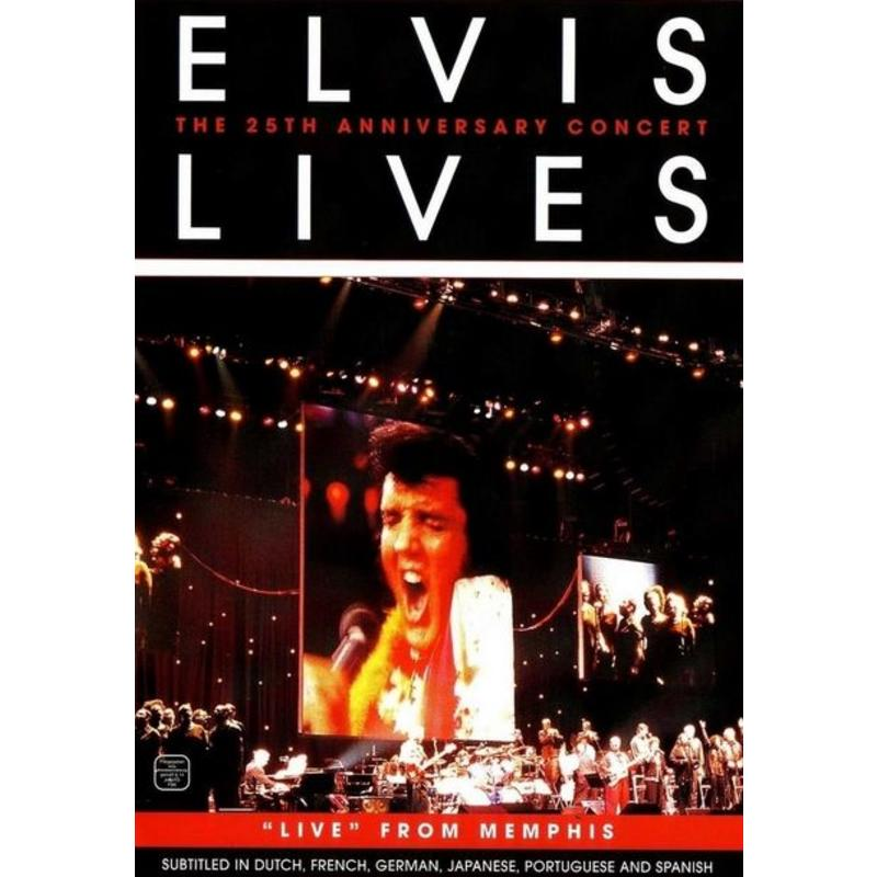 Elvis Lives - DVD