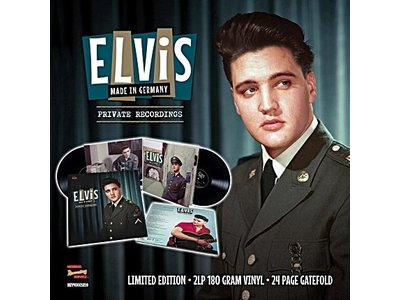 MRS - Elvis Made In Germany - The Complete Private Recordings - Vinyl Limited 2 LP Set