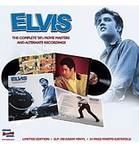 MRS - The Complete '50s Elvis Movie Masters And Sessions Recordings - Vinyl Limited 2 LP Set