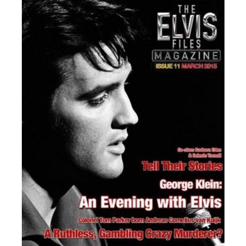Elvis Files Magazine - Nr. 11