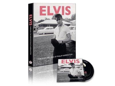 Elvis Presley - Through The Lens Of Phillip Harrington - FTD Boek