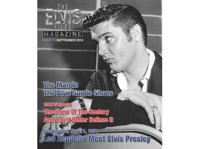 Elvis Files Magazine - Nr. 13