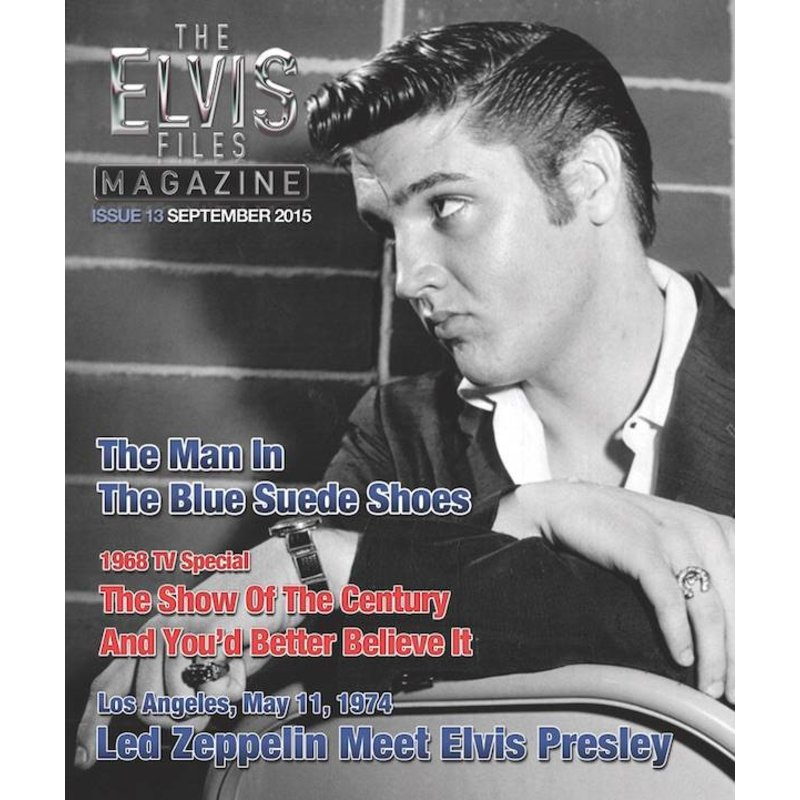 Elvis Files Magazine - Nr. 13