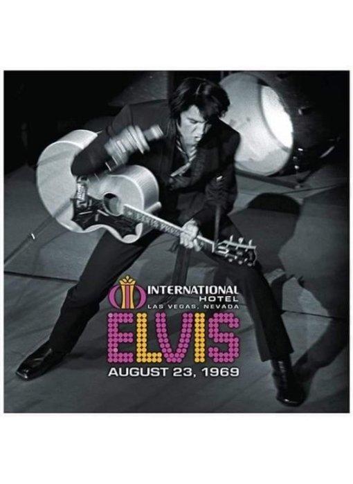 Elvis Live At The International Hotel August 23, 1969 - Legacy Vinyl RSD 2019