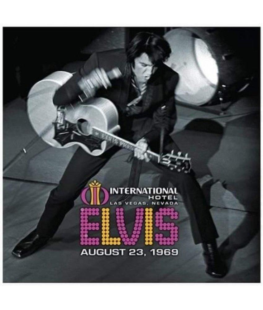 Elvis Live At The International Hotel 23 Augustus 1969 - Legacy Vinyl RSD 2019