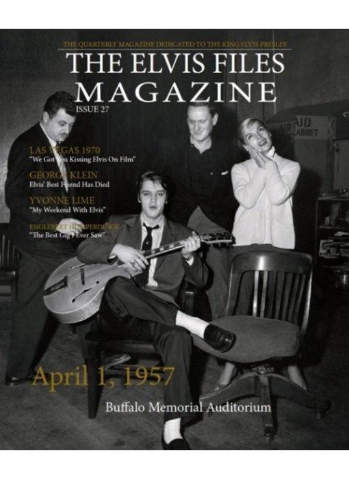 Elvis Files Magazine - No. 27