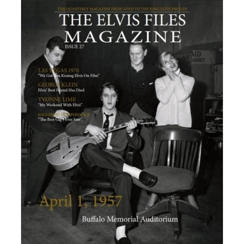 Elvis Files Magazine - Nr. 27