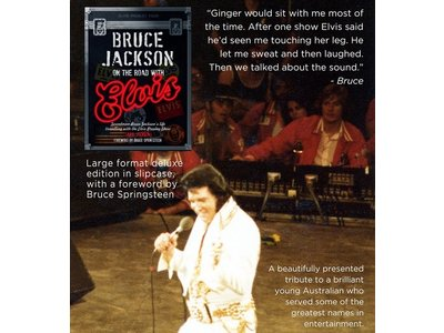 Bruce Jackson On The Road With Elvis