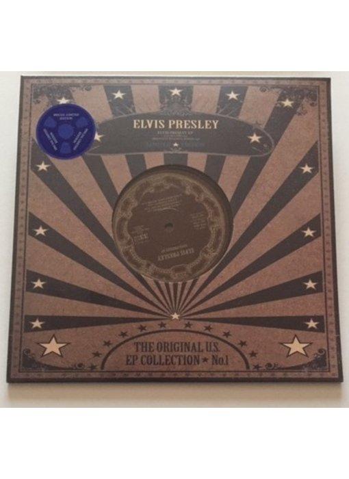 Elvis Presley - The Original U.S. EP Collection No. 1 - Black Vinyl