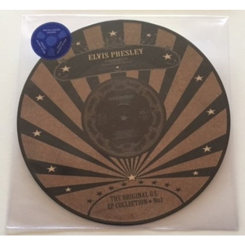 Elvis Presley - The Original US EP Collection 1 - Vinyl Picture Disc