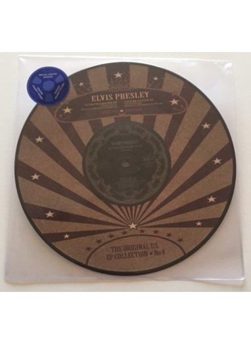 Elvis Presley - The Original U.S. EP Collection No. 4 - Vinyl Picture Disc