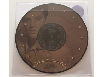 Elvis Presley - The Original U.S. EP Collection No. 4 - Vinyl Picture Disc