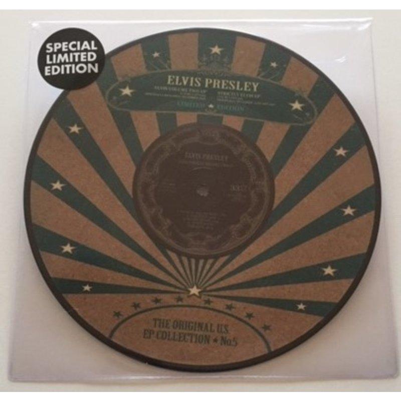 Elvis Presley - The Original U.S. EP Collection No. 5 - Vinyl Picture Disc