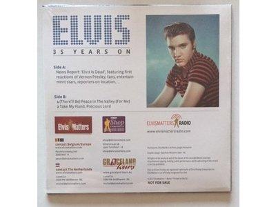 45rpm - Elvis, 35 Years On - Vinyl Single