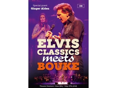 Elvis Classics Meets Bouke (DVD) - Special Guest: Ginger Alden