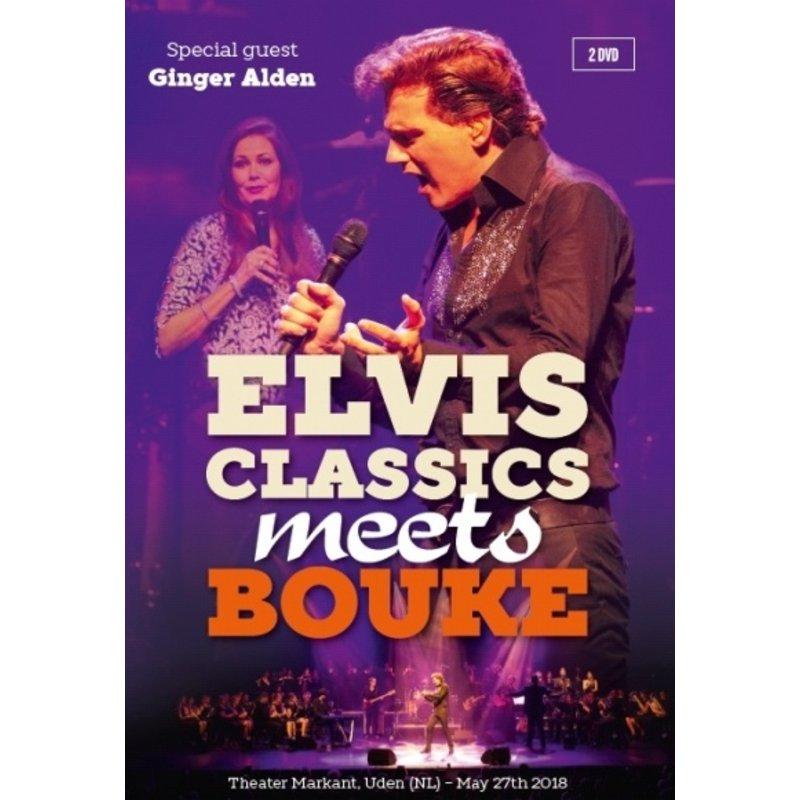 Elvis Classics Meets Bouke (DVD) - Special Guest : Ginger Alden