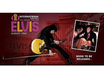 Elvis Now In Person - The Book