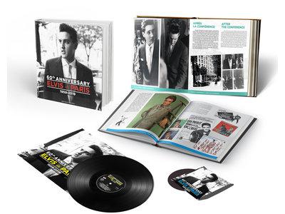 Elvis In Paris - 60 th Anniversary Book - 1959 - 2019
