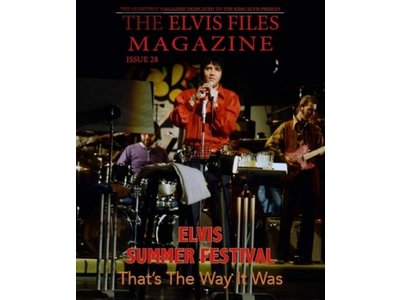 Elvis Files Magazine - No. 28