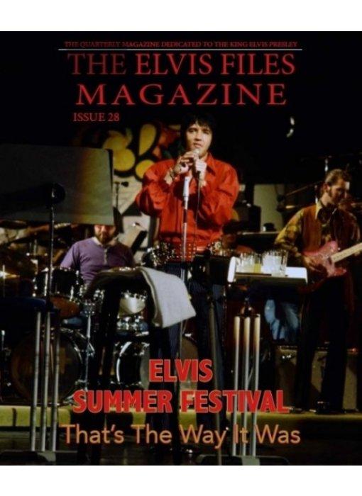 Elvis Files Magazine - No. 28