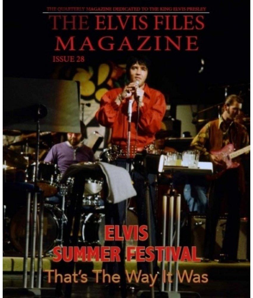 Elvis Files Magazine - Nr. 28