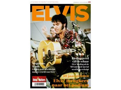 Magazine - ELVIS 65