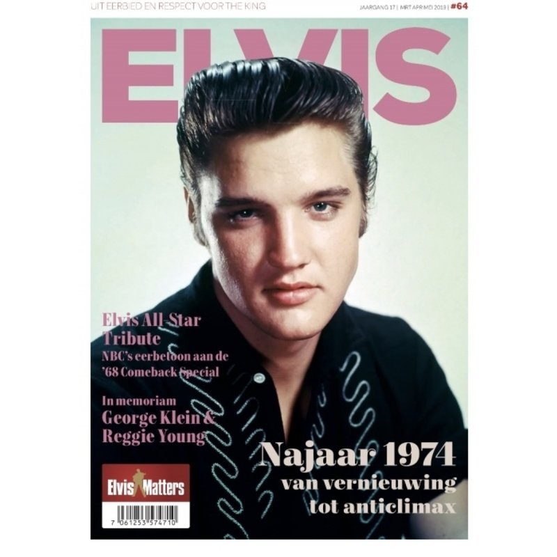 Magazine - ELVIS 64
