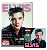 Magazine Met CD - ELVIS 64