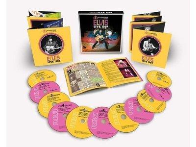 Elvis Live 1969: 11 CD Box Set