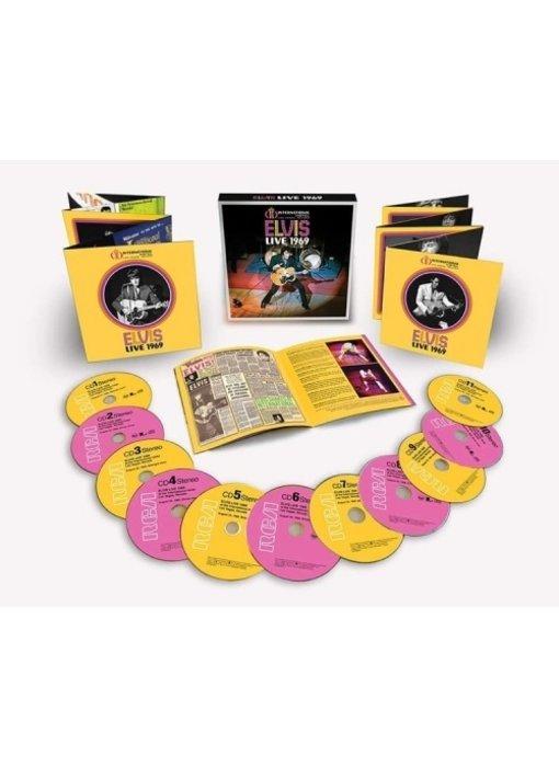 Elvis Live 1969 : 11 CD Box-Set