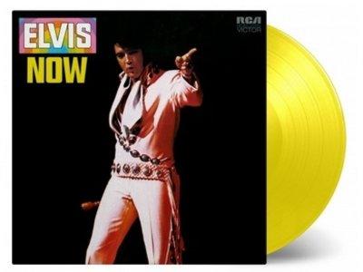 Elvis Now - Yellow Colored Vinyl August 2019 Release