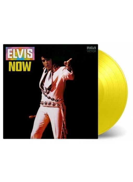 Elvis Now - Yellow Colored Vinyl August 2019 Release