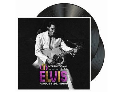 Elvis Live At The International Hotel 26 Augustus 1969 - Legacy Vinyl Augustus 2019