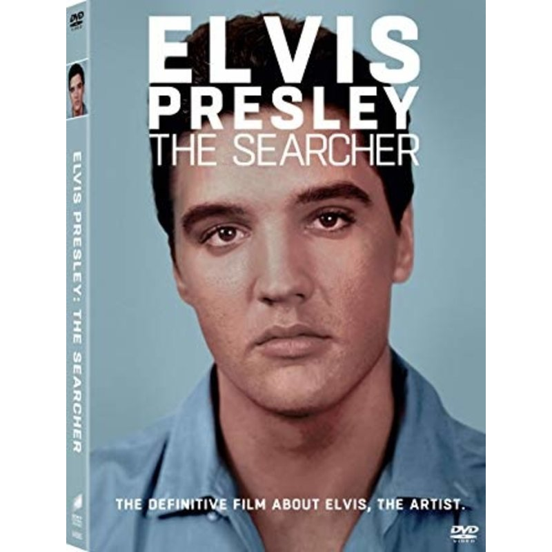 Elvis Presley , The Searcher - The DVD