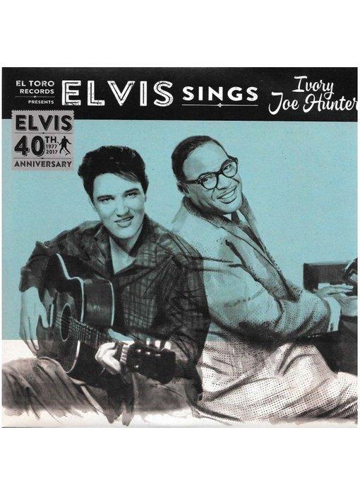Elvis Sings Ivory Joe Hunter - El Toro Records - 45 RPM Vinyl