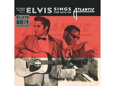 Elvis Sings The Hits Of Atlantic - El Toro Records - 45 RPM Vinyl