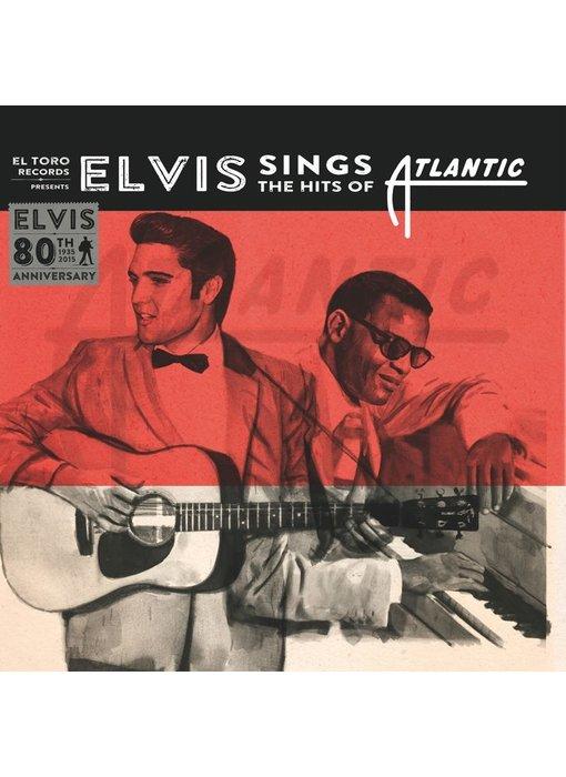 Elvis Sings The Hits Of Atlantic - El Toro Records - 45 RPM Vinyl