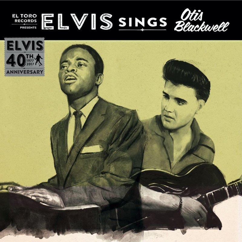 Elvis Sings Otis Blackwell - El Toro Records - 45 RPM Vinyl